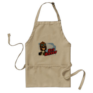 Red Baron T-shirts and Gifts Adult Apron