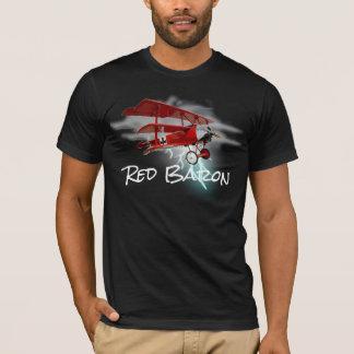 Red Baron's Fokker triplane T-Shirt