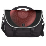 Red Base Chakra Bags For Laptop