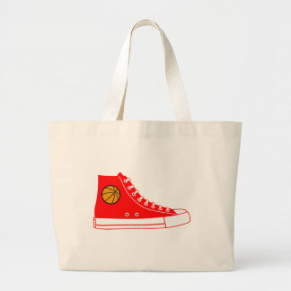 Red Basketball Sneaker Bags