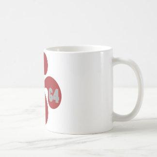 Red Basque crosses 64 Lauburu Coffee Mug