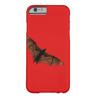 Red Bat Barely There iPhone 6 Case