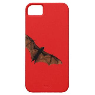 Red Bat iPhone 5 Case