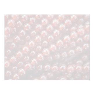 Red beads letterhead