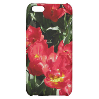 Red Beauties iPhone 5C Covers