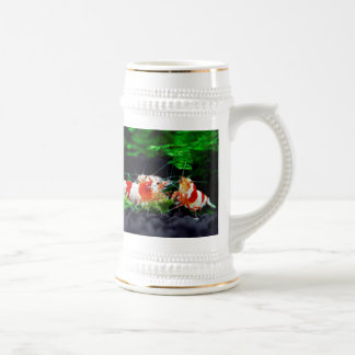 Red Bee Shrimp classic magnetic cup