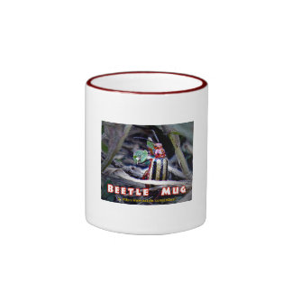 Red Beetle Nature Mug