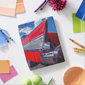Red Bel Air iPad Cover
