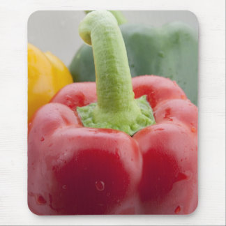 Red Bell Pepper Mousepad