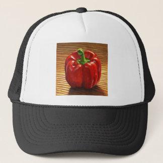 Red Bell Pepper Trucker Hat
