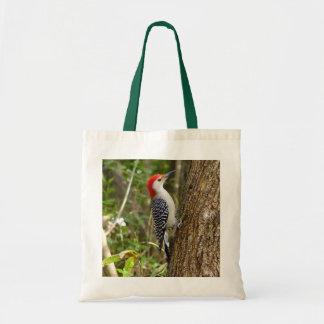 Red Bellied Woodpecker Bag