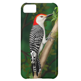 Red Bellied Woodpecker iPhone Extreme Tough Case iPhone 5C Covers