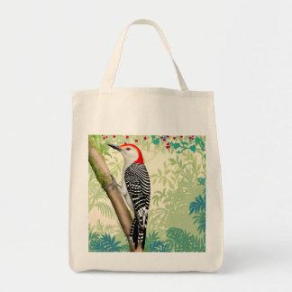 Red Bellied Woodpecker Wild Bird Bag