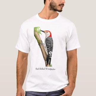 Red Bellied Woodpecker Wild Bird Shirt