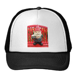 Red Bench Trucker Hat