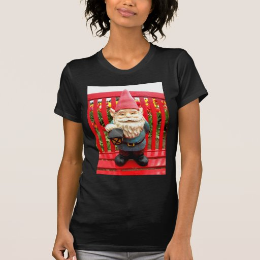 Red Bench T-Shirt
