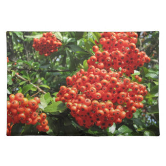 Red Berries - American MoJo Placemat