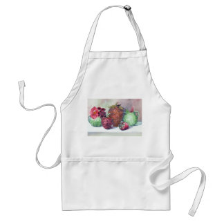 Red Berries Apron