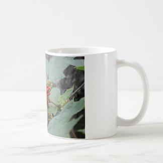 Red Berries In Alaska Coffee Mug