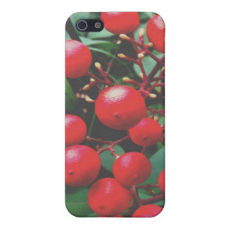 Red berries Phone case
