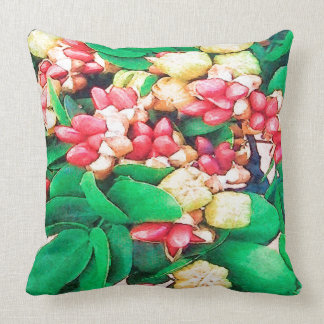 Red Berries Pillow