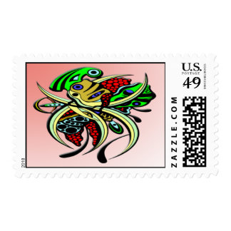 Red Berry Delight Postage