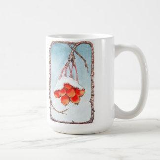 Red Berry Mug