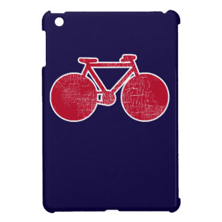 red Bicycle Cover For The iPad Mini