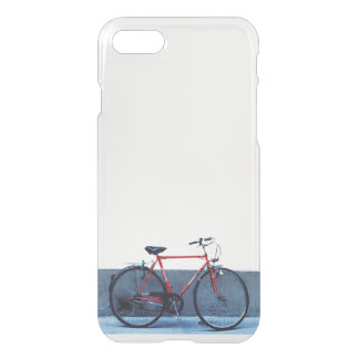 Red Bicycle iPhone 7 Case