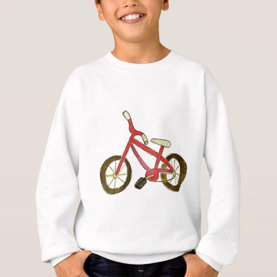 Red Bicycle Sweatshirt