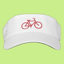 Red Bike Visor