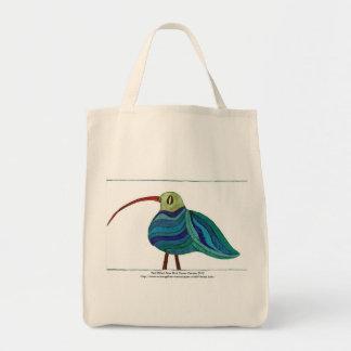 Red-Billed Bluebird Tote Bag