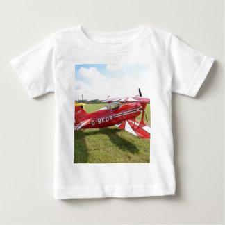 Red Biplane Baby T-Shirt