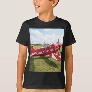 Red Biplane T-Shirt