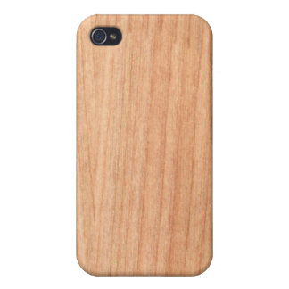 Red Birch iPhone 4/4S Cases