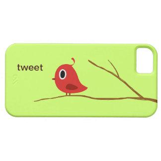 Red Bird iPhone SE/5/5s Case