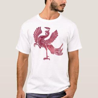 Red Bird red glass T-Shirt