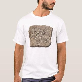 Red bird stone T-Shirt