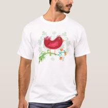 Red Bird T-Shirt