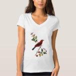 Red Bird T Shirts