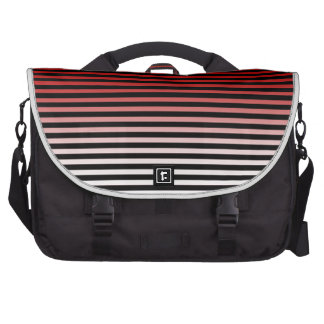Red, Black and Add 3rd Color Bag For Laptop