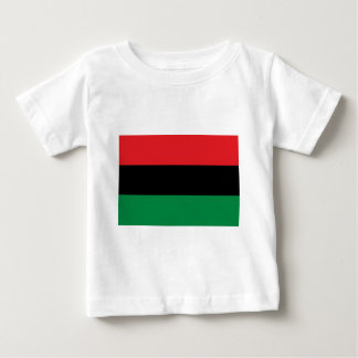 Red Black and Green Flag Baby T-Shirt