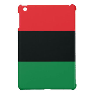Red, Black and Green Flag Case For The iPad Mini