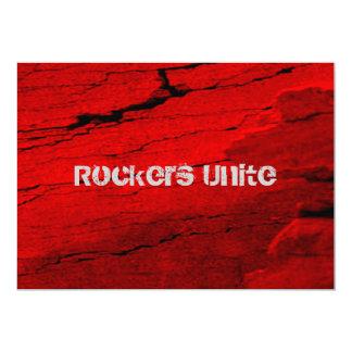 Red & Black Attack Set Card