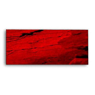 Red & Black Attack Set Envelope