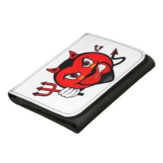Red & Black Devil Wallet
