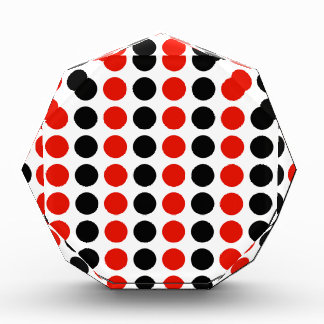 Red & Black Polka Dots Awards