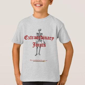 Red & black skeleton T-Shirt