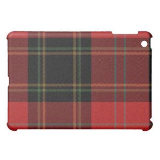 Red & Black Tartan Cover For The iPad Mini