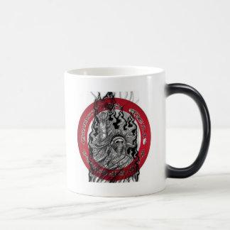 Red Blk Wht logo Mug
